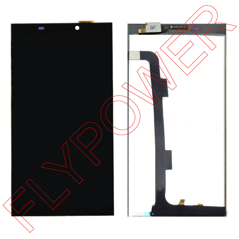 For Fly IQ457 Universe 5.7 IQ 457 LCD Screen display with Touch Digitizer Assembly by free shipping; 100% Warranty