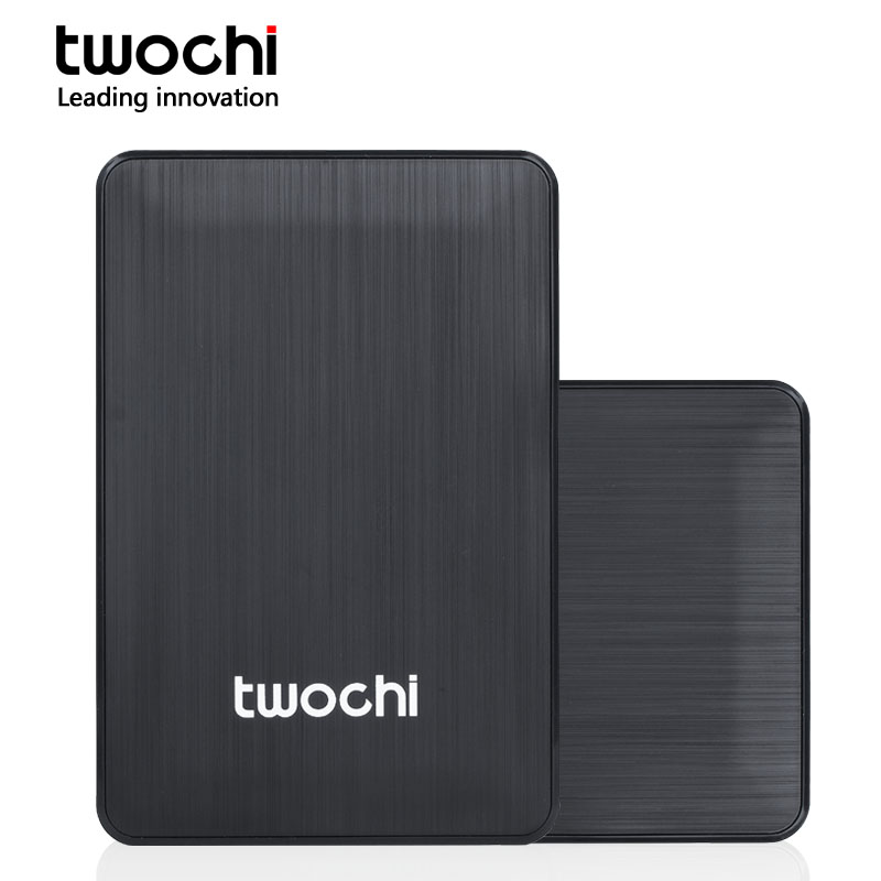 TWOCHI 2.5 Portable External Hard Drive USB3.0 1TB 2TB High Speed Storage HDD External HD Disk for PC/Mac PS4 Xbox TV box цена