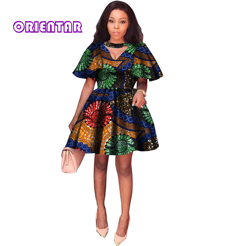 Detail Feedback Questions about 2018 Summer African Dresses for ... 418038b03469