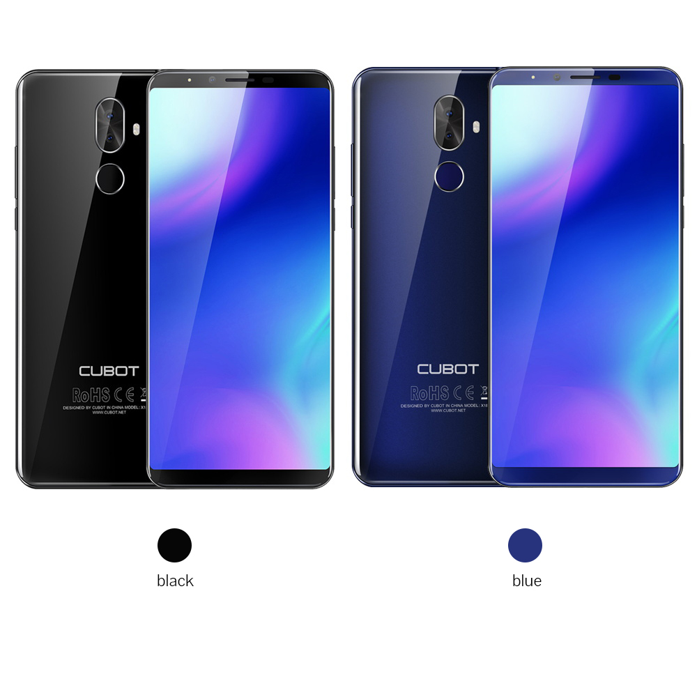 """Image 5 - Cubot X18 Plus Smartphone MT6750T Octa Core 4GB RAM 64GB ROM 5.99"""" 18:9 FHD+Original Android 8.0 4000mAh Rear Dual Camera 4G LTE-in Cellphones from Cellphones & Telecommunications"""