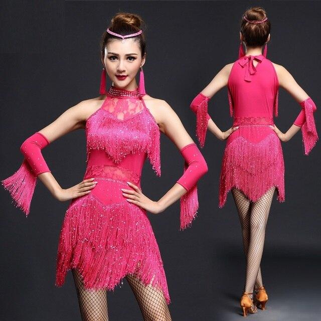 c0e0da500a3cf ladies dress professional dresses ballroom dance womans latin dance  competition costumes adult salsa dancing clothes tango