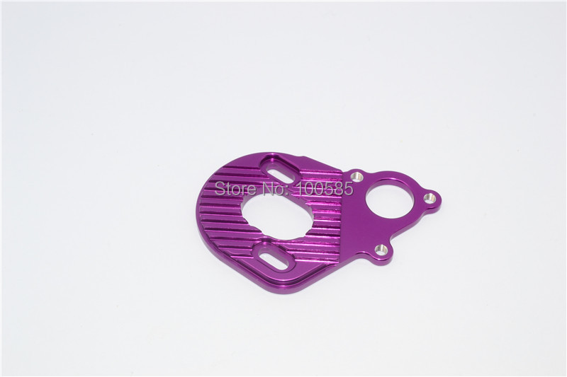 1Pc Orange Axial Wraith Upgrade Parts Aluminum Motor Plate For AX10 Scorpion
