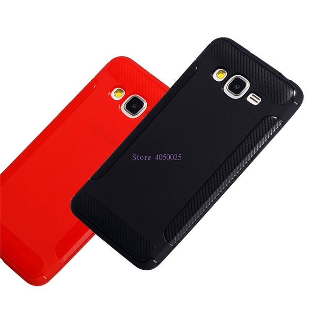 the latest 3c8c5 ecb54 US $3.38 5% OFF|Matte Phone Covers Cases For Samsung Galaxy Grand Prime  Value 4G SM G531F SM G531F/DS Carbon Soft Silicon TPU Cases Mens Womans-in  ...