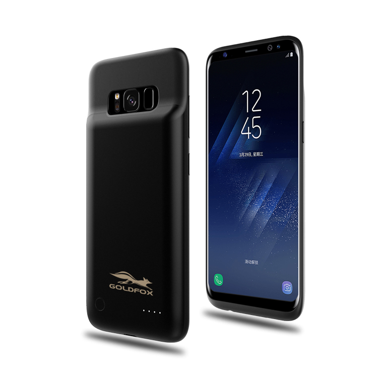 100% Newest 4000Mah Battery Case For Samsung Galaxy
