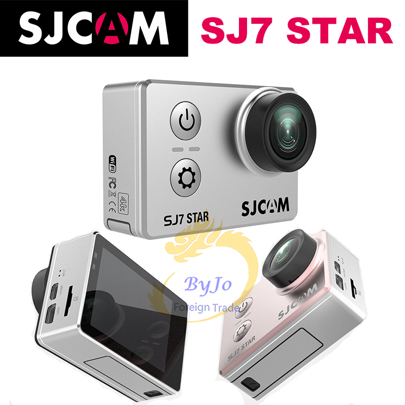 D'origine SJCAM SJ7 Star Sports Caméra 4 k caméra HD 2.0