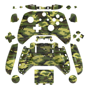 Image 4 - RETROMAX Full Set Of Shells For Xbox one Slim Replacement Case With Small Buttons For Xbox one Slim Wireless Controller