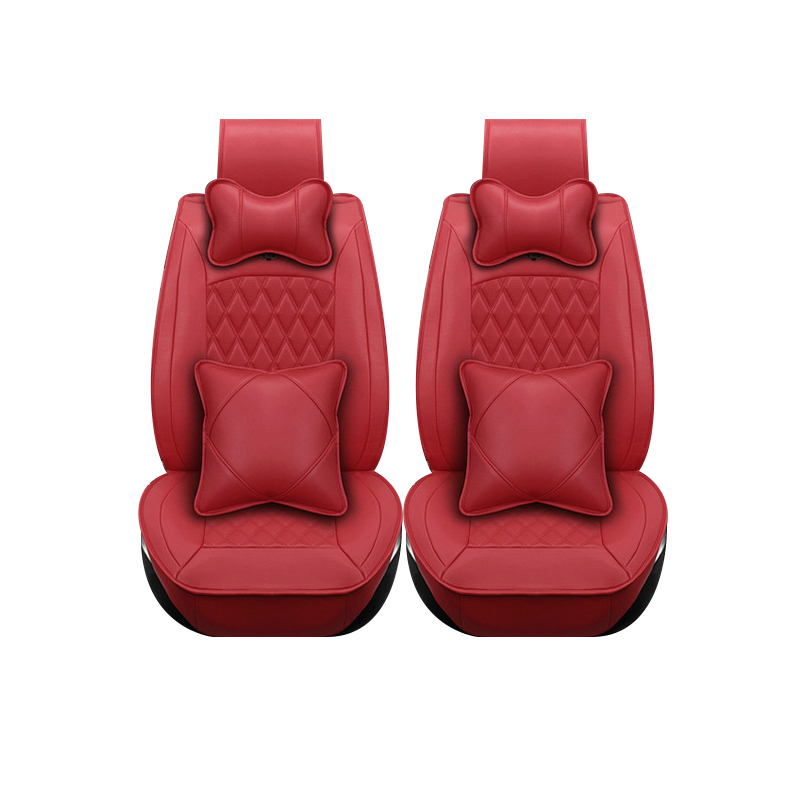 Special leather only 2 front car seat covers For Lifan All Models x60 x50 320 330 520 620 630 720 BLACK/RED/COFFEE accessories авточехлы зимние crystal ornate 320 330 720 520 530 620 630 x60