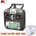 Original Flysky FS-i6X 10CH 2.4 GHz AFHDS 2A RC Transmisor Con FS-iA6B FS-iA10B FS-X6B FS-A8S Modo Receptor Para Rc Avión 2