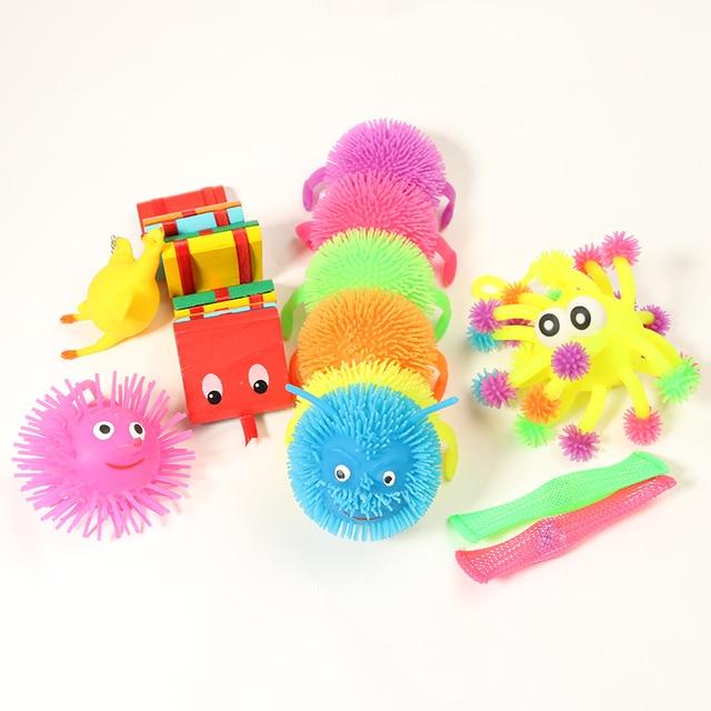 Old Toys For Autism : Aliexpress buy sensory toys kit set fun fiddle