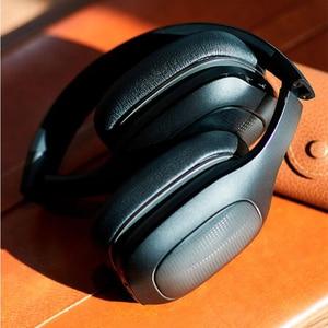 Image 4 - New Xiaomi Mi Bluetooth Wireless Headphones 4.1 Version Bluetooth Earphone aptX 40mm Dynamic PU Headset For Mobile Phone
