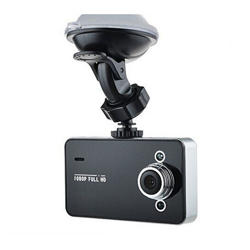 Auto Tachograph 2 4 Full HD 1080P Dash Camera Car DVR Train Recorder Screen Car Insurance
