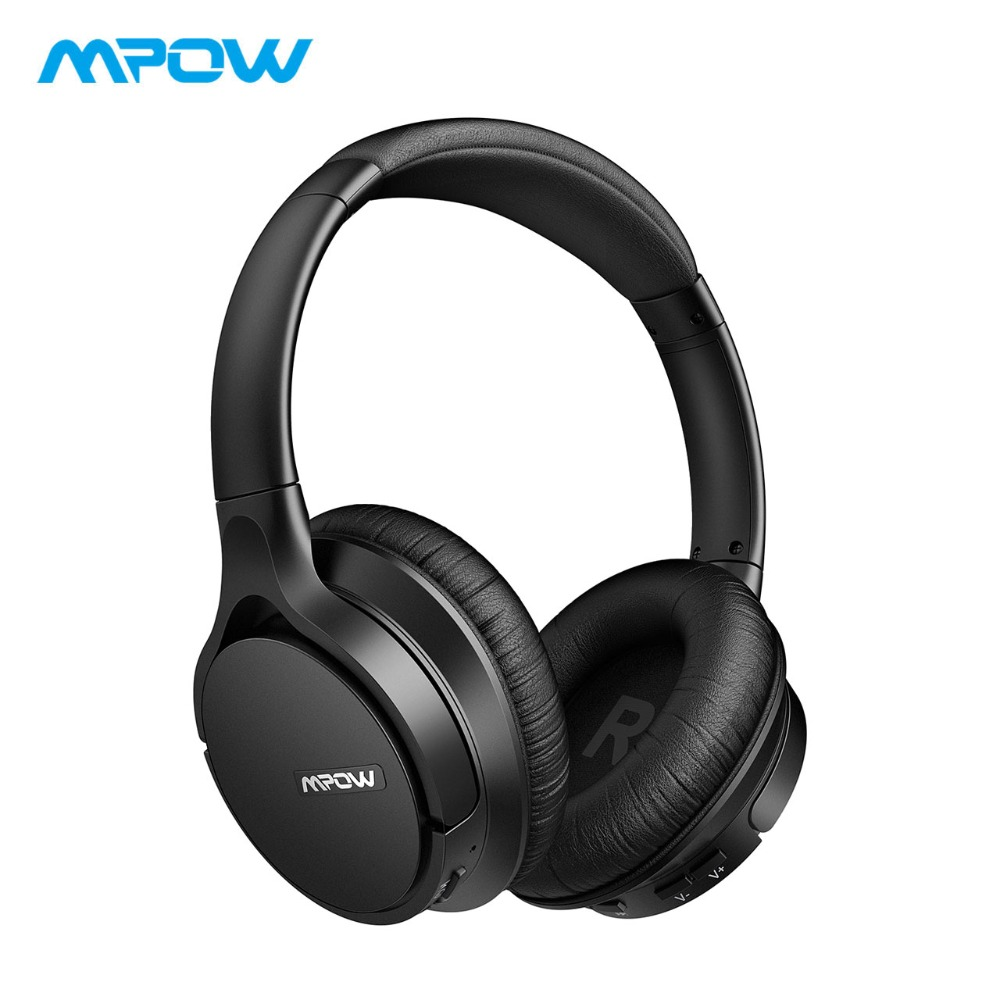 Mopw H4 Over-Ear EQ+APP Wireless Headphones APTX HiFi Stereo Bluetooth Noise Cancelling Headphones With Microphone&Carrying Bag стоимость