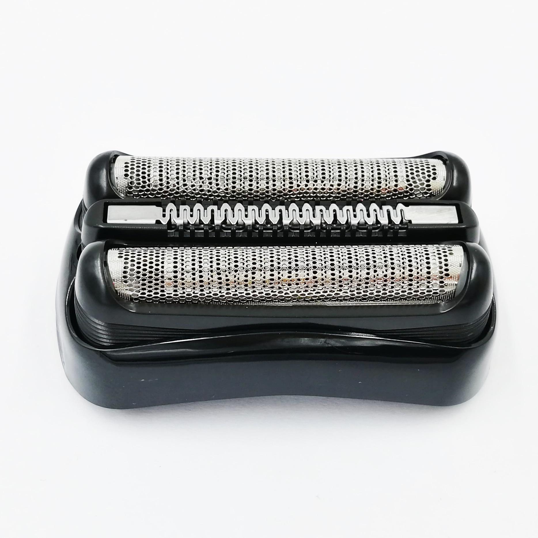 For BRAUN Series 3 Foil & Cutter Head 21B Cassette 320S-4 330S-4 340S-4 3010S 32B 350 380 390CC 350cc 300s 310s Shaver razor