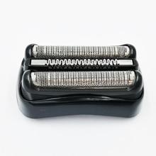 Бритва для BRAUN Series 3, головка для фольги и резака 21B, кассета 320S 4 330S 4 340S 4 3010S 32B 350 380 390CC 350cc 300s 310s