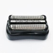 สำหรับ Braun 21B ไฟฟ้าโกนมีดโกน Series 3 Cassette/H3 300 s 301 s 310 s 3000 s 3020 s 3050cc 3080 s Cruzer6
