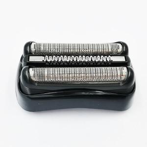 Image 1 - Para 21B Cabeça de Substituição Barbeador Elétrico Lâmina de Barbear Braun Series 3 Cassete/H3 300 s 301 s 310 s cruzer6 3050cc 3000 s 3020 s 3080 s
