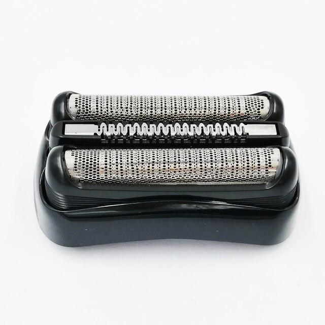 Para 21B Cabeça de Substituição Barbeador Elétrico Lâmina de Barbear Braun Series 3 Cassete/H3 300 s 301 s 310 s cruzer6 3050cc 3000 s 3020 s 3080 s