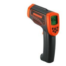 Big sale Hot Sale High precision Handheld Infrared Thermometer Digital Thermometer Laser Temperature Gun Meter -18-1650C Pyrometer