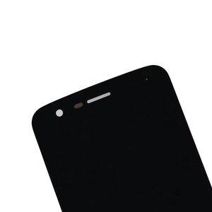"""Image 4 - 5.0 """"עבור ZTE להב V8 לייט LCD תצוגת מסך מגע digitizer זכוכית עצרת החלפת לzte להב V8 לייט LCD ערכת תיקון"""
