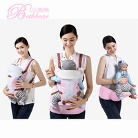 Bethbear New For 0 36m Infant Toddler Ergonomic Baby Carrier Sling Backpack Bag Gear With Hip