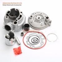 90cc cylinder body kit & crankshaft for Minarelli APRILIA AM345 MX50 RS RX MX50 AM6 49mm/12mm 2T
