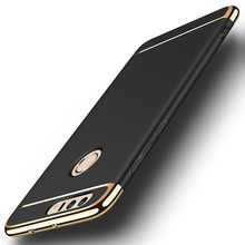 huawei honor 8 case cover honor8 5.2 hard back coque ultra thin mofi 3 in 1 luxury protectiv for