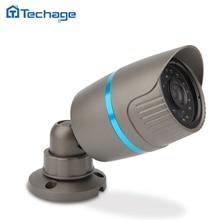 Techage 720P 960P 1080P CCTV IP Camera Outdoor Waterproof IP66 P2P Onvif IR CUT Filter Night Vision Security Surveillance IPC