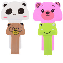 New 1X Cartoon Cover Lifter Toilet Seat Handle Bathroom Lid Cover Toilet Bowl Seat Lift