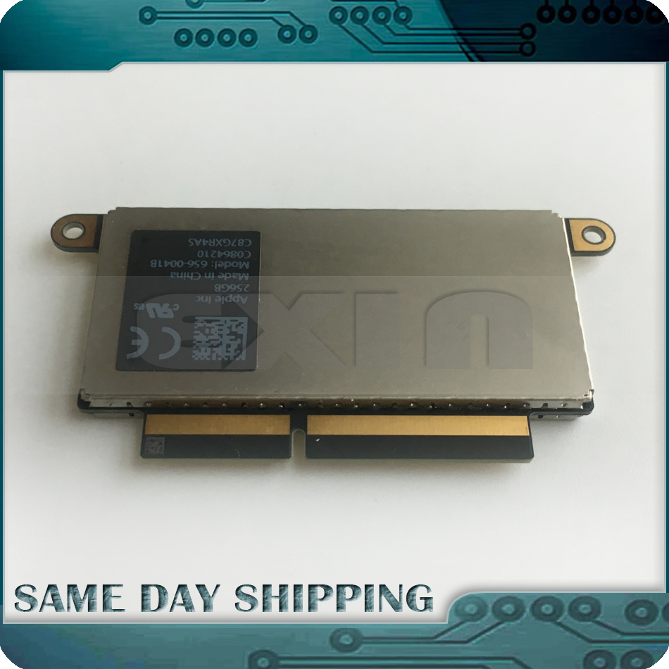 Genuine for MacBook Pro Retina 13.3 A1708 512GB PCI-E SSD 656-0042B 656-0072A 2016 2017 Year MLL42LL/A MPXQ2LL/A