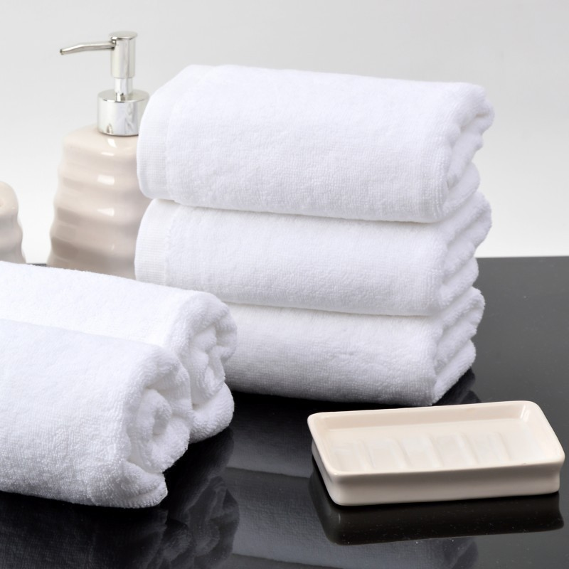Aliexpress.com : Buy 1pc Five Star Hotel Pure White Cotton