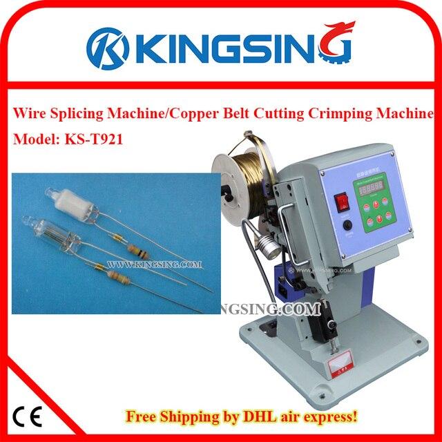 Wholesale 220V Copper Wire Joint Machine, Wire Splicing Machine KS ...