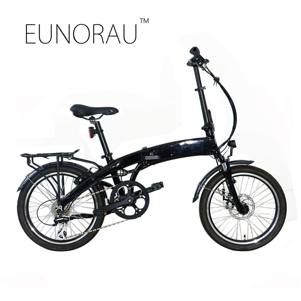 Drop shipping USA/CANADA 20 inch folding electric bike / electric bicycle with hidden batte