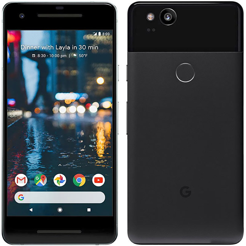 Brand New Google Pixel 2 128GB US Version Smartphone 5 0 Snapdragon 835 Octa Core 4GB