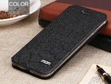 Оригинал MOFI case Для Apple iphone 6 6 s Case 4.7 дюймов роскошные Флип Кожаный Чехол Подставка телефон case Для iphone 6 6 s