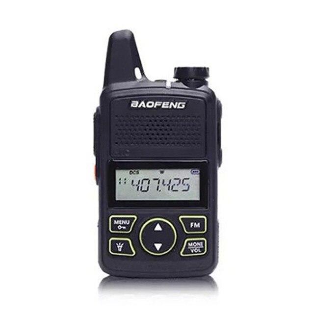 BF 658 Baofeng Walkie talkie USB di Ricarica A lunga distanza Radio Portatile Senza Fili di Sicurezza Dellhotel Impermeabile Walkie Talkie