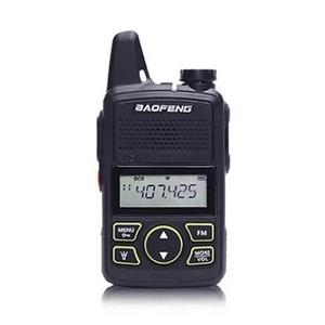 Image 1 - BF 658 Baofeng Walkie   talkie USB ชาร์จระยะทางวิทยุแบบพกพาไร้สายโรงแรมความปลอดภัย Walkie Talkie