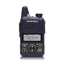 BF 658 Baofeng talkie walkie USB charge longue distance Portable Radio sans fil hôtel sécurité étanche talkie walkie