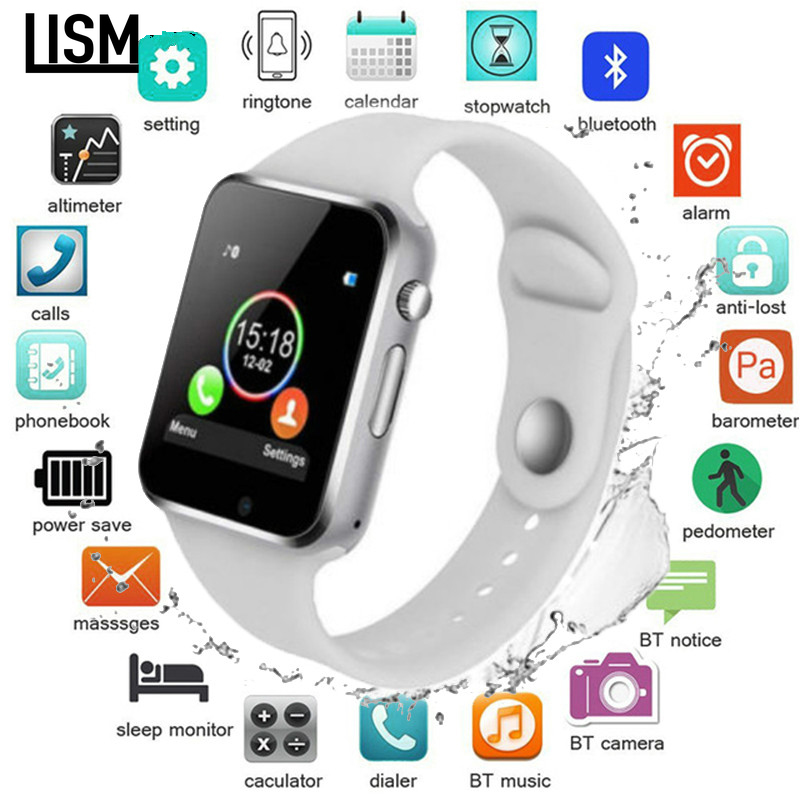Message Watch-Series Apple Android Phone Smart 4-Clock Connectivity Bluetooth For IOS