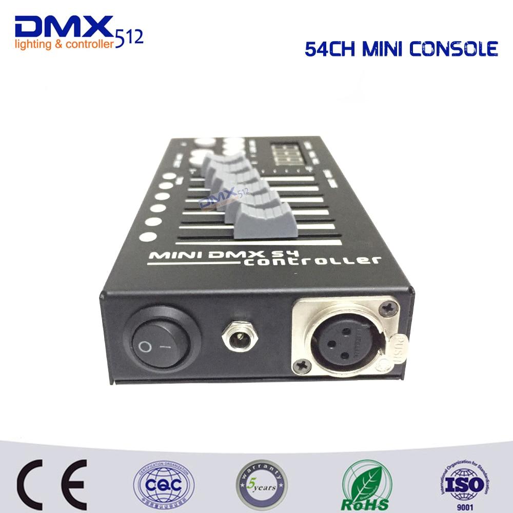 COLORNIE MINI DMX-console 54 kanalen Stage Lights - Commerciële verlichting - Foto 2