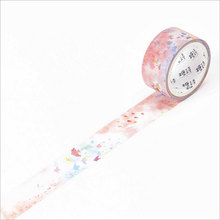classical chinese winter scenery 6cm x 5m washi tape children diy diary decoration masking tape stationery scrapbooking tools 20mm * 5m Dream castle paper washi Tape DIY decoration scrapbooking planner masking tape adhesive tape label sticker stationery
