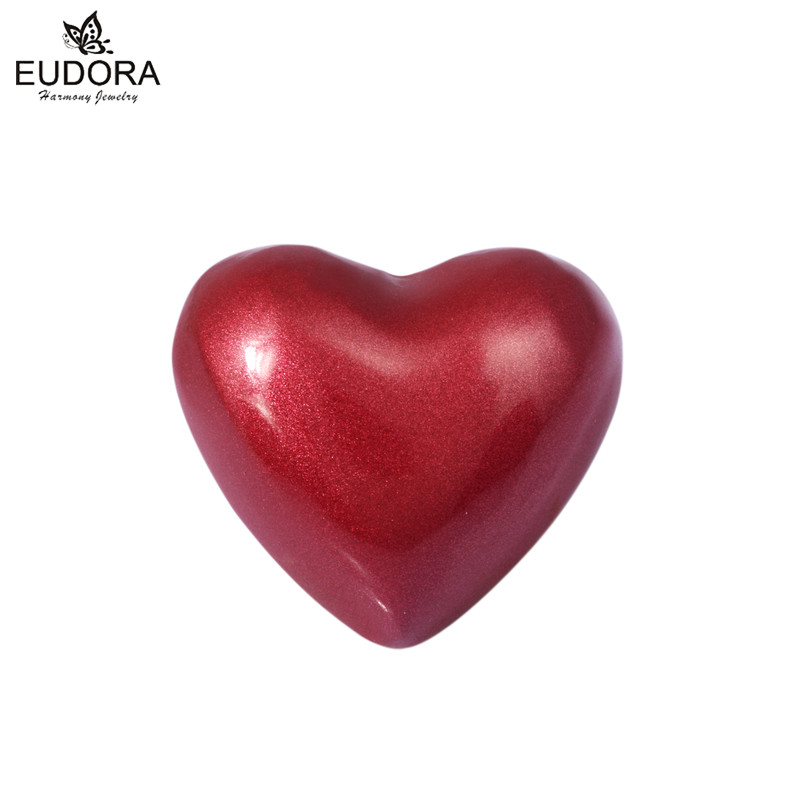 2018 Metal Red Heart Angel Caller Ball Harmony Bola Bijoux Maternity Pregnancy Musical Ball Colorful Bell Mexico Ball Baby Chime