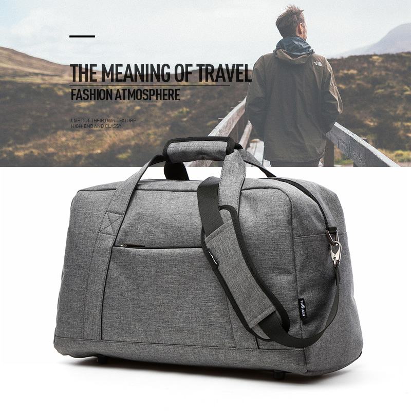 TUGUAN Fashion Men/Women Business Travel Package Large Capacity Portable Luggage Bags Shoulder Cross Body Organizer Bag Pack