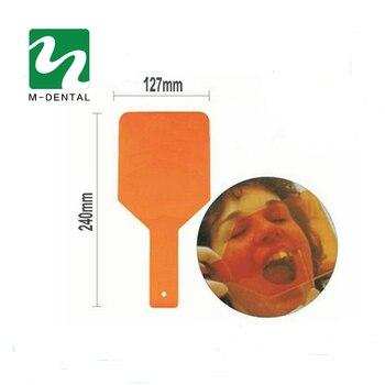 Placa protectora de escudo manual de luz de curado Dental 1 Ud. Para laboratorio de dentista