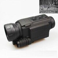 New Full Dark 200m Day And Night Use Hunting Digital Infrared Monocular Night Vision Scope Night