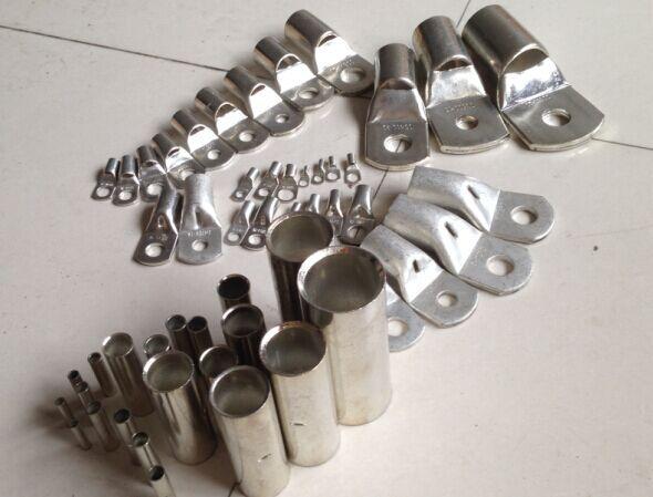 50 stücke SC2.5 4 Gauge Kabelschuhe Ring Terminals Batterie Draht ...