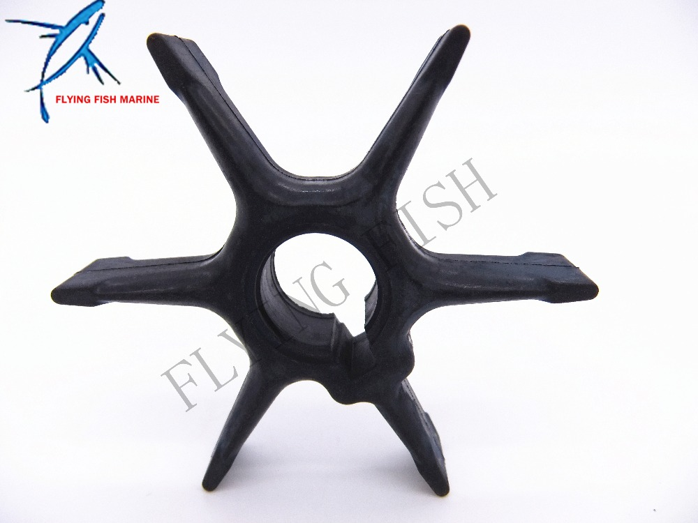Water Impeller 17461-93001 2 3 4 18-3092 for Suzuki DT14 DT15 DT25 DT28 Outboard