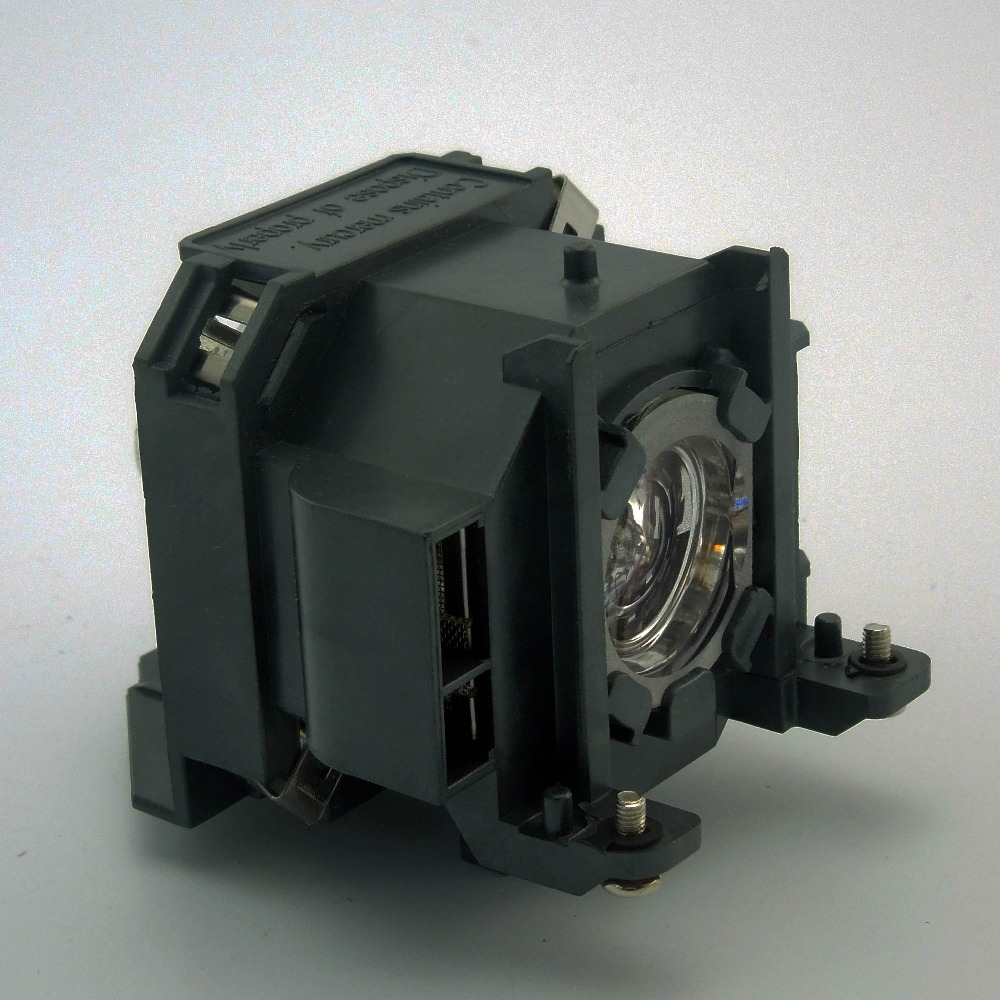 Original Projector Lamp ELPLP38 / V13H010L38 for EPSON  EMP-1715 / EMP-1705 / EMP-1710 / EMP-1700 / EMP-1707 / EMP-1717 / EX100 elplp38 v13h010l38 high quality projector lamp with housing for epson emp 1700 emp 1705 emp 1707 emp 1710 emp 1715 emp 1717