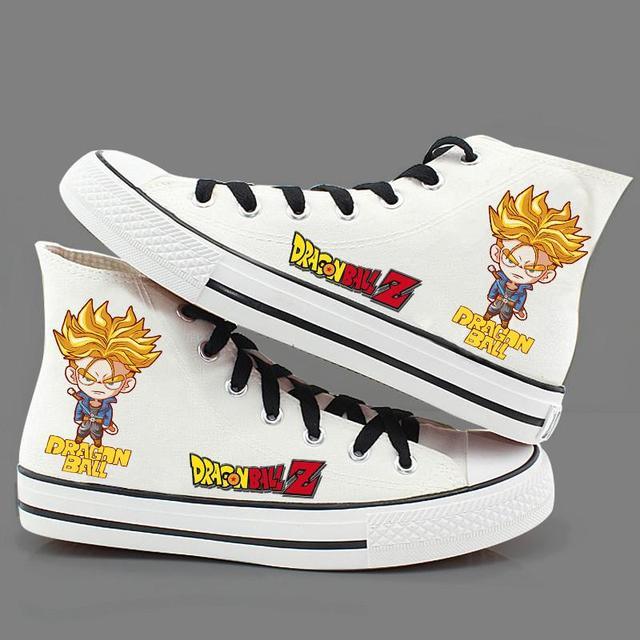 Dragon Ball Z Chibi High Top-Shoes II