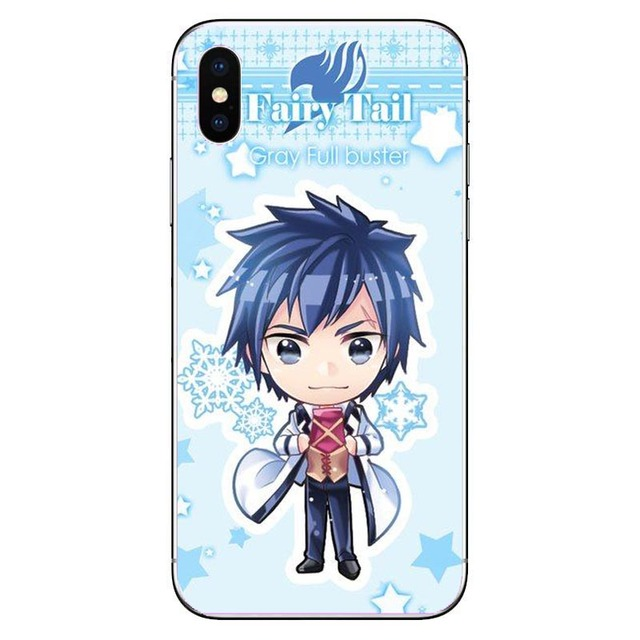 Trendy Fairy Tail Iphone Cases