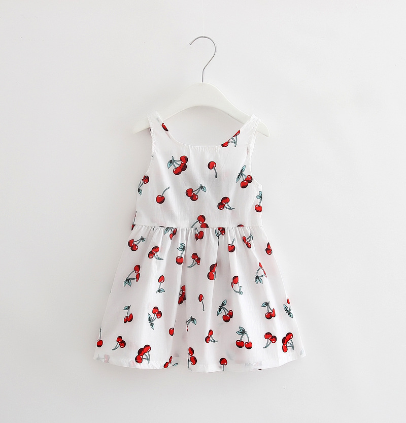 HTB1mo4TKpXXXXXJXVXXq6xXFXXX8 - 2-7y Girls Clothing Summer Girl Dress Children Kids Berry Dress Back V Dress Girls Cotton Kids Vest dress Children Clothes 2017